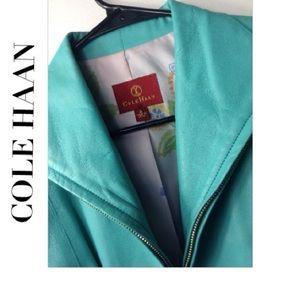 C O L E. Haan Lambskin Jacket
